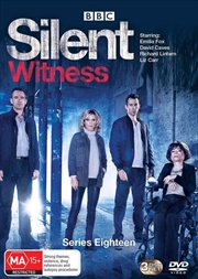 Silent Witness - Series 18 | DVD