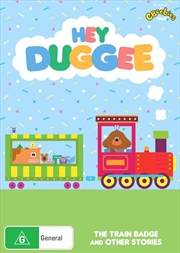 Hey Duggee - The Train Badge | DVD