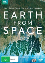 Earth From Space | DVD