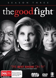 Good Fight - Season 3, The | DVD