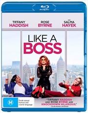 Like A Boss | Blu-ray