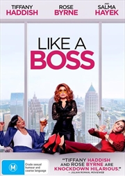 Like A Boss | DVD