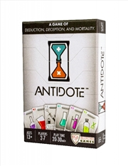 Antidote Deduction Game | Merchandise