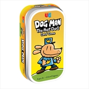 Dog Man – The Hot Dog Tin | Merchandise