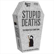 Stupid Deaths Tin | Merchandise