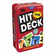 Original Hit The Deck Tin | Merchandise