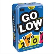 Go Low Tin   Merchandise
