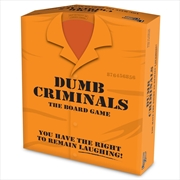 Dumb Criminal | Merchandise