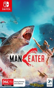 Maneater Day One Edition | Nintendo Switch