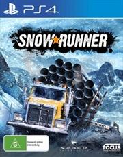 Snowrunner | PlayStation 4
