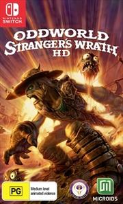 Oddworld Strangers Wrath HD | Nintendo Switch