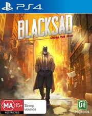 Blacksad Under The Skin | PlayStation 4