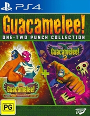 Guacamelee! One-Two Punch Collection | PlayStation 4