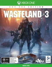 Wasteland 3 Day One Edition | XBox One