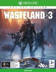 Wasteland 3 Day One Edition | XBox One