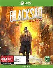 Blacksad Under The Skin | XBox One