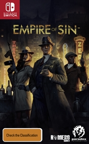 Empire Of Sin | Nintendo Switch