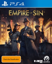 Empire Of Sin | PlayStation 4