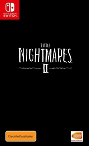Little Nightmares II | Nintendo Switch