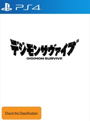 Digimon Survive | PlayStation 4