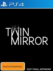 Twin Mirror | PlayStation 4