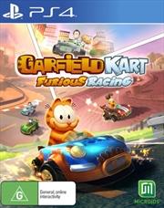 Garfield Kart Furious Racing | PlayStation 4