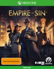 Empire Of Sin | XBox One