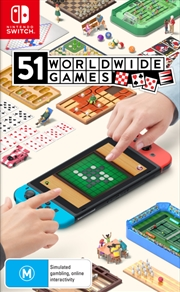 51 Worldwide Games | Nintendo Switch