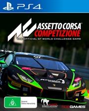 Assetto Corsa Competizione | PlayStation 4
