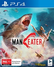 Maneater Day One Edition | PlayStation 4
