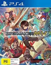 Rpg Maker Mv | PlayStation 4