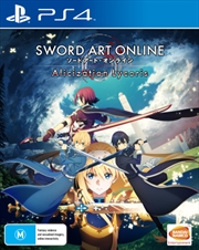 Sword Art Online Alicization Lycoris | PlayStation 4