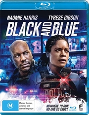 Black And Blue | Blu-ray