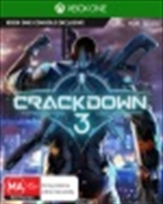 Crackdown 3 | XBox One