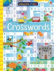 Mini Books Crosswords | Paperback Book