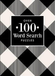 Over 100 Word Search Puzzles | Hardback Book