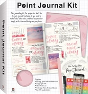 Point Journal Kit | Hardback Book