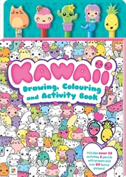 Kawaii Activity Book | Paperback Book