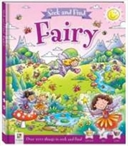 Seek And Find Fairy | Hardback Book