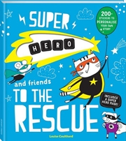 Super Name And Friends To | Hardback Book