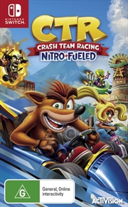 Crash Team Racing Nitrofuelled | Nintendo Switch