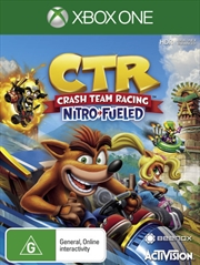 Crash Team Racing Nitro-Fuelled | XBox One