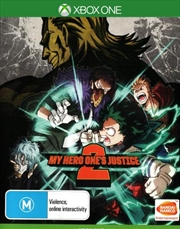 My Hero Ones Justice 2 | XBox One