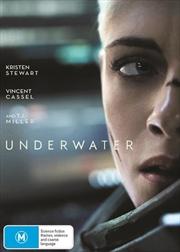 Underwater | DVD