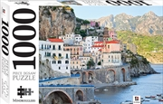 Amalfi, Italy 1000 Piece Jigsaw | Merchandise