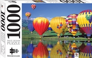 Snowmass Village Balloon Festival Colorado 1000 Piece Jigsaw | Merchandise