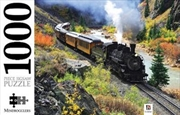 Durango And Silverton Railroad : 1000 Piece Puzzle | Merchandise