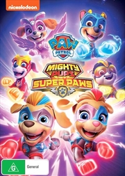 Paw Patrol - Mighty Pups - Super Paws | DVD