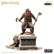 The Lord of the Rings - Gimli 1:10 Scale Statue | Merchandise