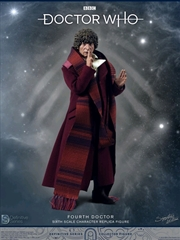 """Doctor Who - Fourth Doctor Season 18 1:6 Scale 12"""" Action Figure 